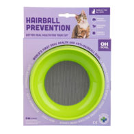 hairball prevention cat bowl